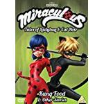 Miraculous: Tales of Ladybug and Cat Noir - Kung Food & Other Stories Vol 2 [OFFICIAL UK RELEASE] [DVD]